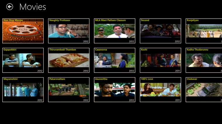 Malayalam Central screen shot 3