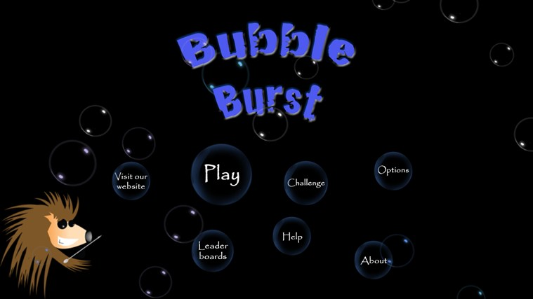 BubbleBurst captura de pantalla 1