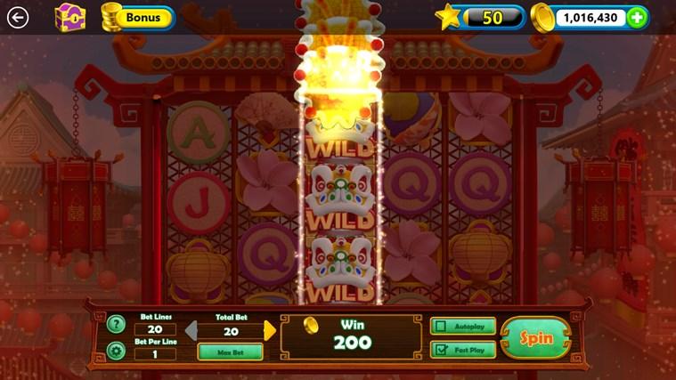 Microsoft Jackpot screen shot 7
