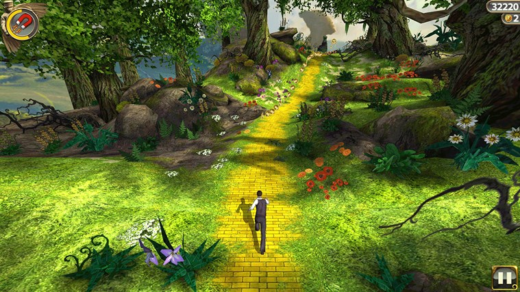 Temple Run: OZ screen shot 1