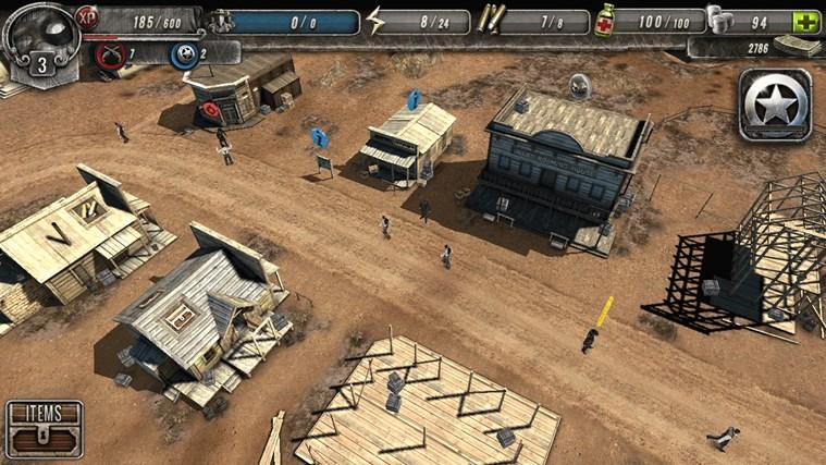 The Lone Ranger screen shot 1
