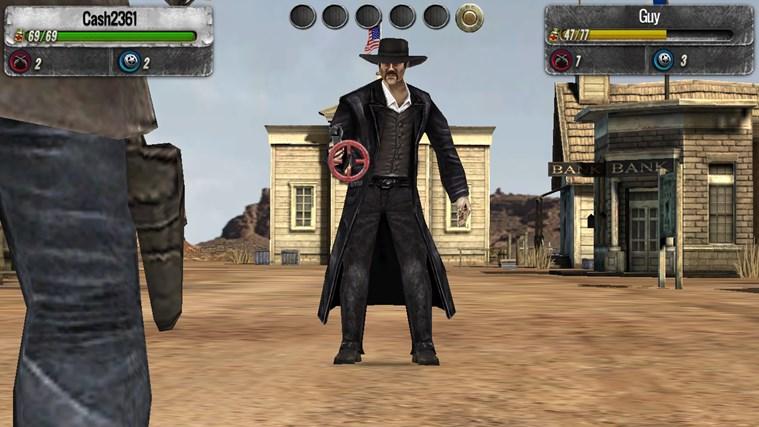 The Lone Ranger screen shot 3