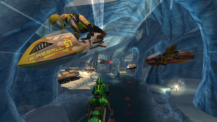 Riptide GP2 screen shot 3
