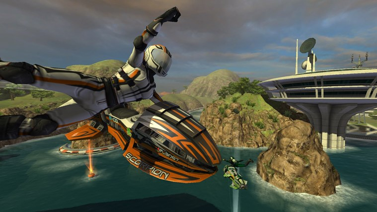 Riptide GP2 screen shot 5