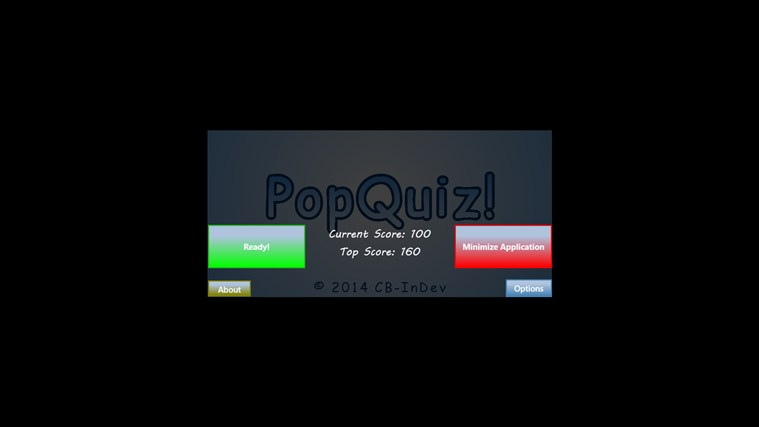 PopQuiz! screen shot 3