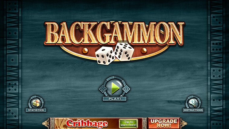 Backgammon Free screen shot 5
