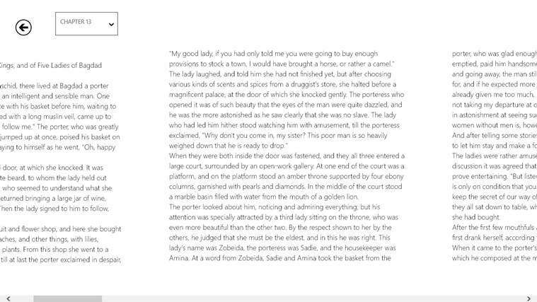 epub reader 8 screen shot 3
