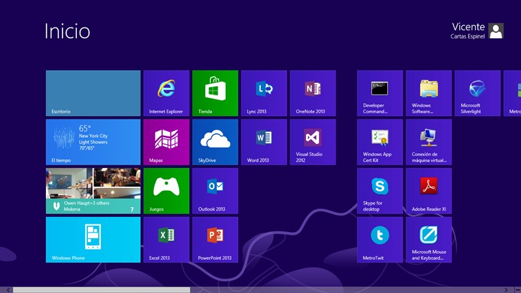 Vyclone captura de pantalla 5