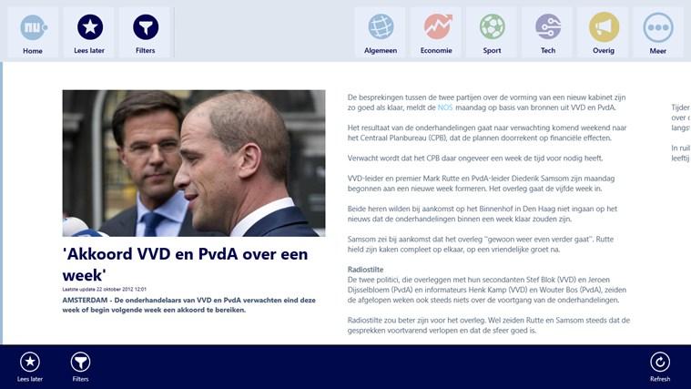 NU.nl schermafbeelding 5