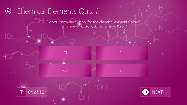 chemical element and cobalt Cobalt - the chemical elements of the periodic table - images and facts.