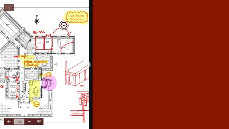 Drawboard PDF screen shot 7