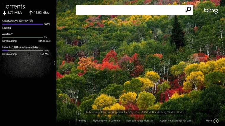 Torrent RT FREE screen shot 1