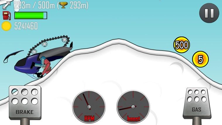 Hill Climb Racing näyttökuva 3