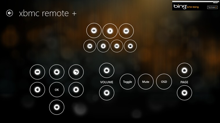 XBMC Remote + screen shot 7