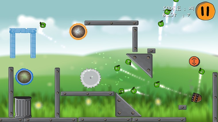 Apple Bin screen shot 3