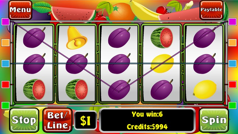 Slot Fever screen shot 1