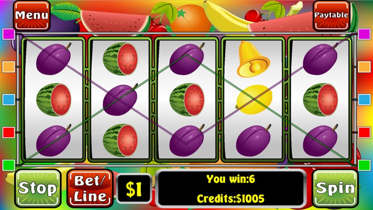 Slot Fever screen shot 5