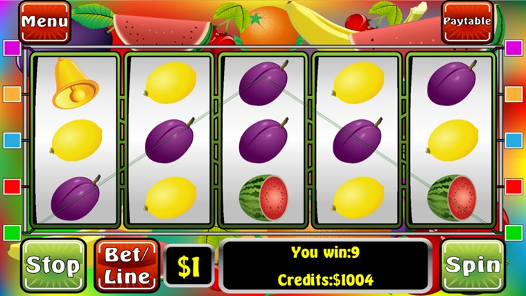 Slot Fever screen shot 7