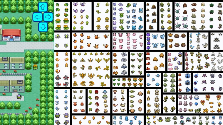 Pokemon Pocket Design screen shot 3