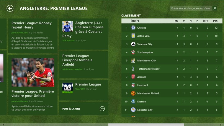 MSN Sports capture d'écran 5