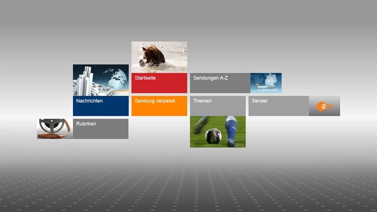 ZDFmediathek Screenshot 1