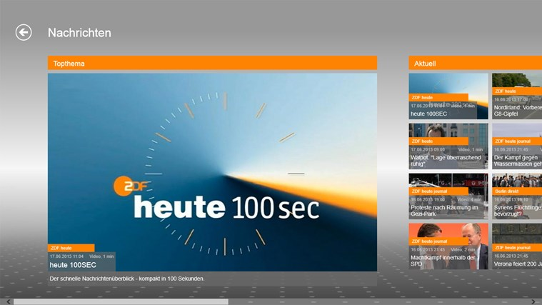 ZDFmediathek Screenshot 5