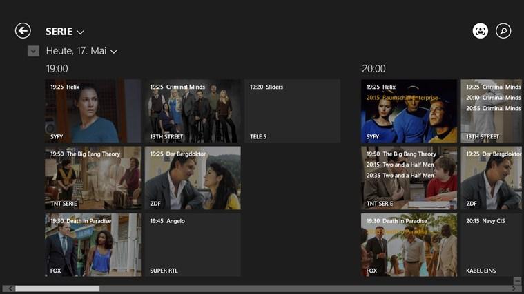 TV-Programm Screenshot 3