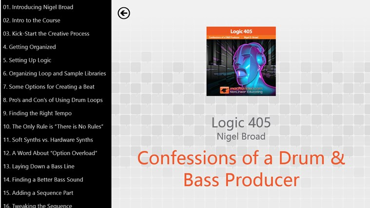 Logic - Drum & Bass Production screenshot 1