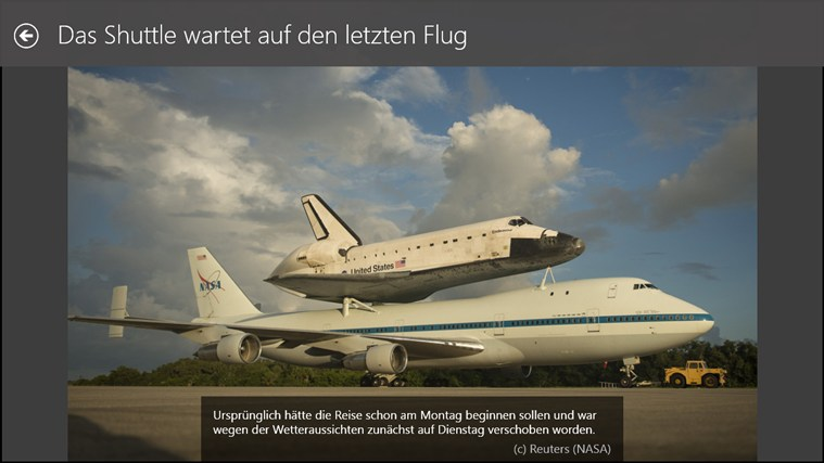 Die Presse Screenshot 5