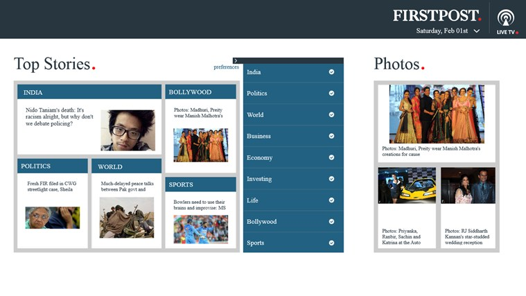 Firstpost screen shot 3