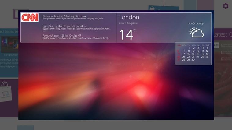 Lockscreenify screen shot 1