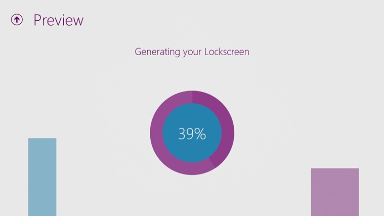 Lockscreenify screen shot 5