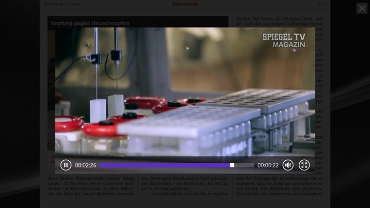 DER SPIEGEL Screenshot 5