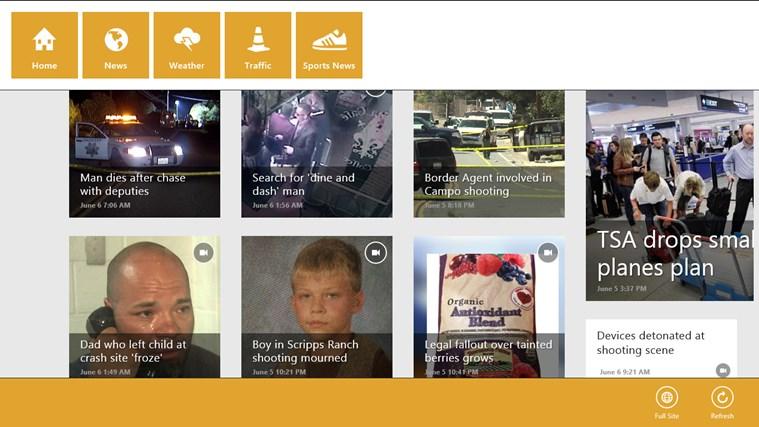 10News - San Diego screen shot 1