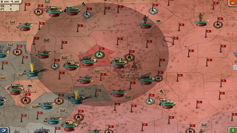World Conqueror 2 screen shot 3
