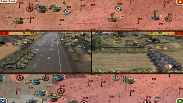 World Conqueror 2 screen shot 5