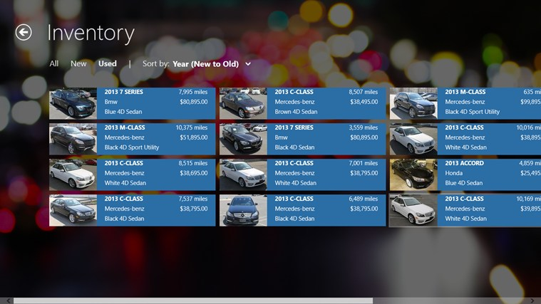 Prestige Motors DealerApp screen shot 1