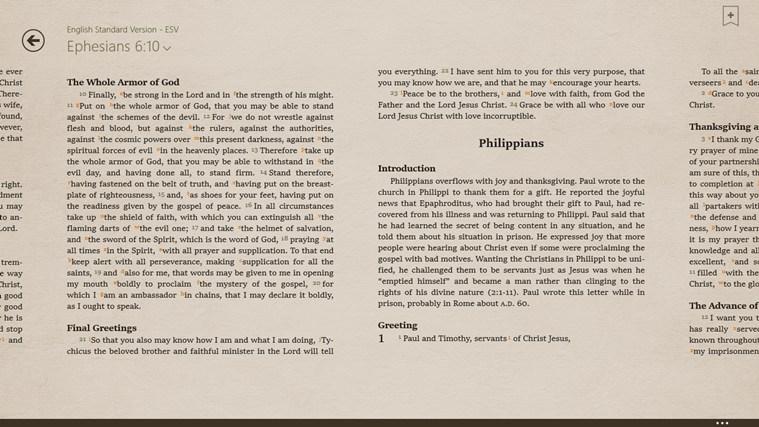 Bible+ screen shot 1