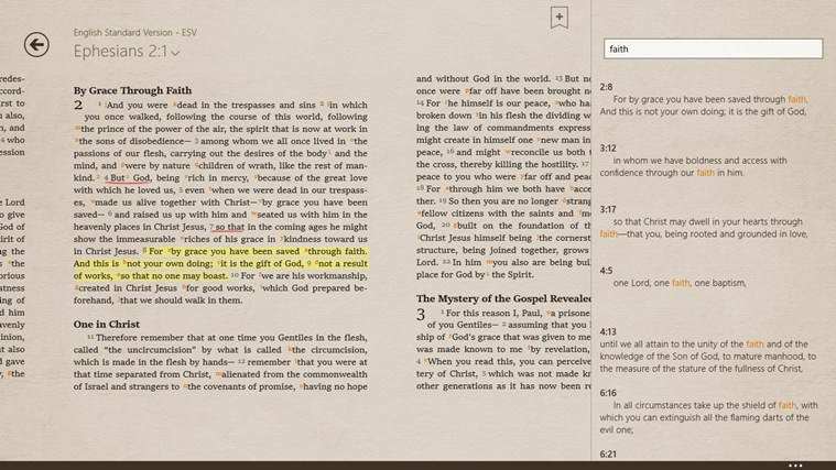 Bible+ screen shot 5