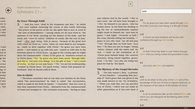 Bible+ screen shot 5
