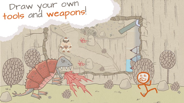 Draw a Stickman: EPIC Free screen shot 3