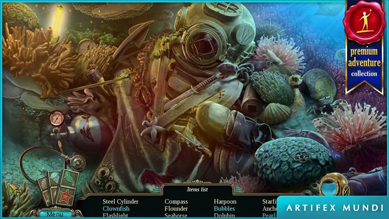 Abyss: The Wraiths of Eden (Full) screen shot 5