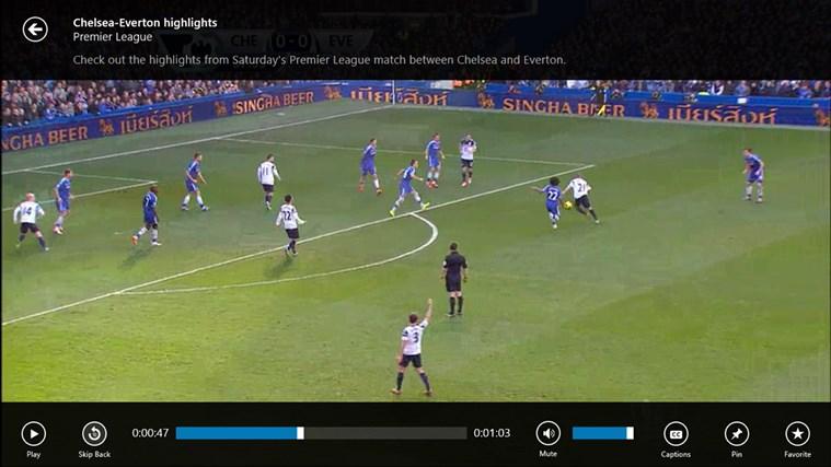 NBC Sports Live Extra screen shot 5