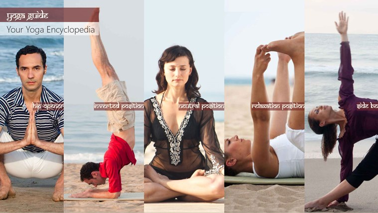 Yoga Guide screen shot 3