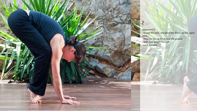 Yoga Guide screen shot 5