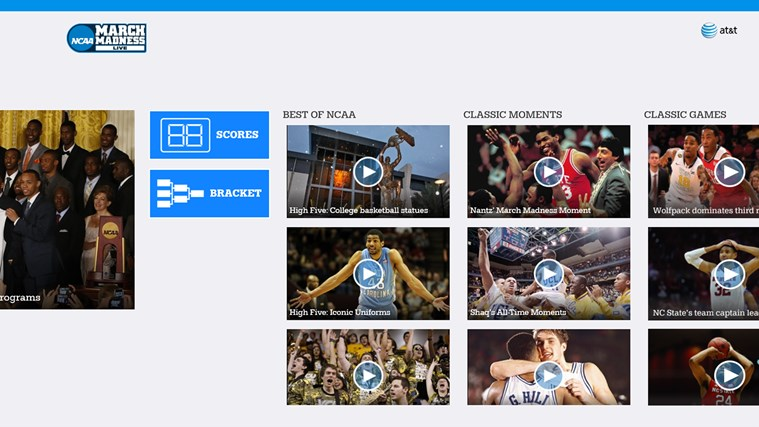 NCAA® March Madness® Live screen shot 5
