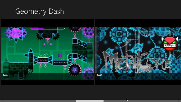 Geometry dash game guide and walkthrough windows store store top