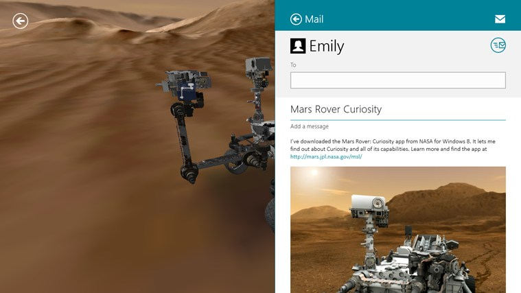 Mars Rover: Curiosity screen shot 7