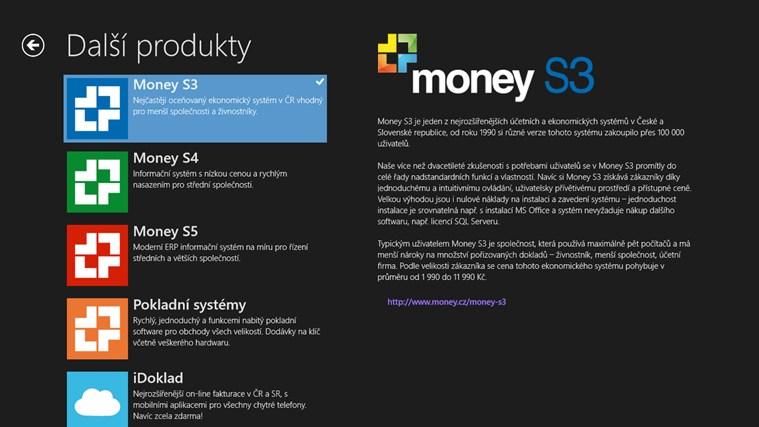 MoneyDnes snímek obrazovky 3