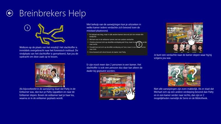 Breinbrekers schermafbeelding 3